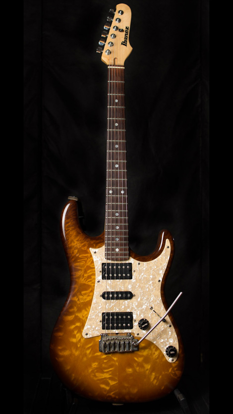 Guitars-Ibanez-Blazer-Larry-Mitchell