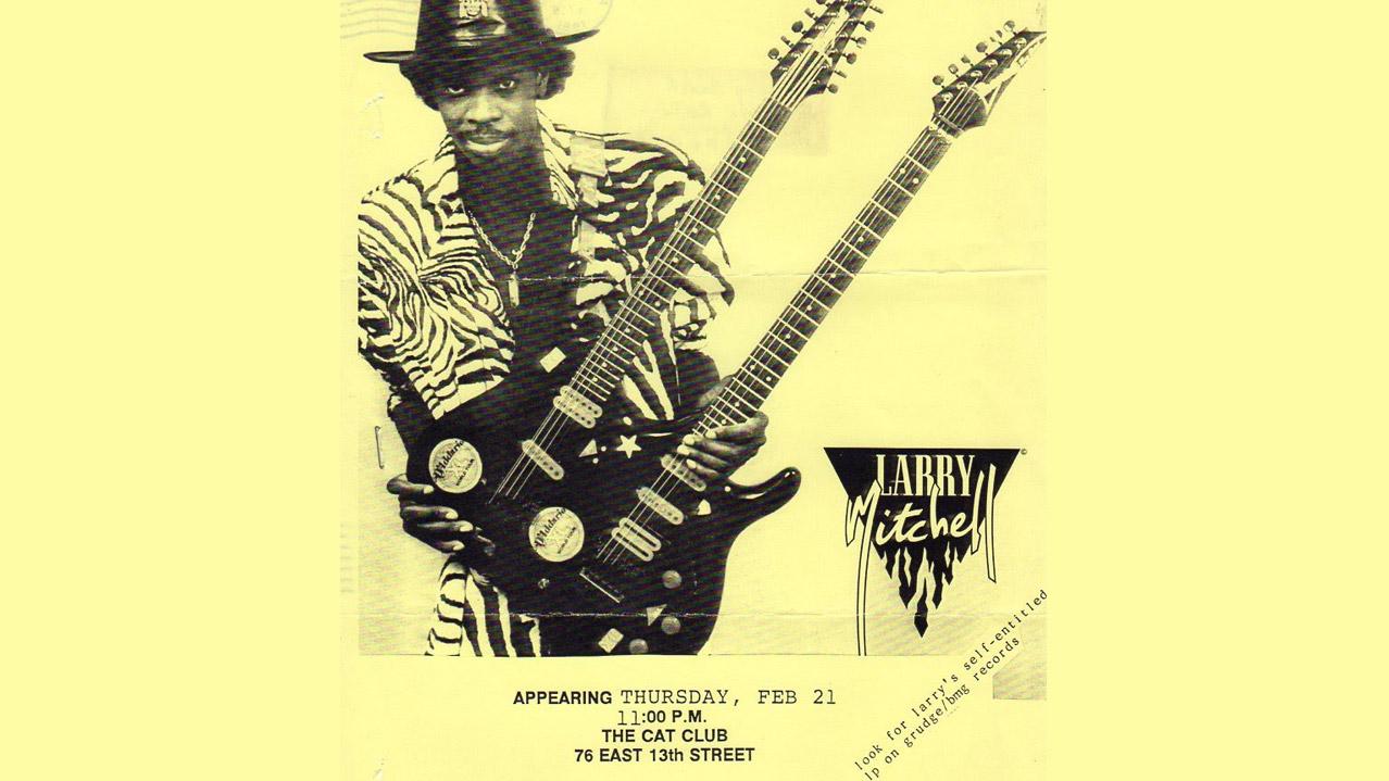 Cat Club New York City, 2/21/1991