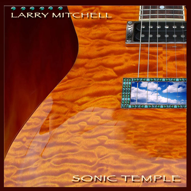 Larry Mitchell Sonic Temple