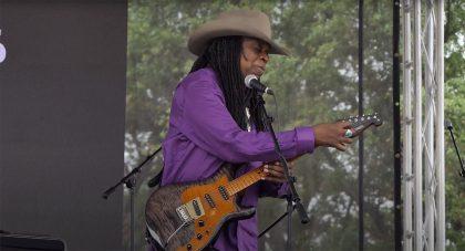 05.2021 - Dallas International Guitar Festival - Back on stage! Source: 1AnitrasDance