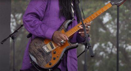 05.2021 - Dallas International Guitar Festival - Back on stage! Photo Source: 1AnitrasDance